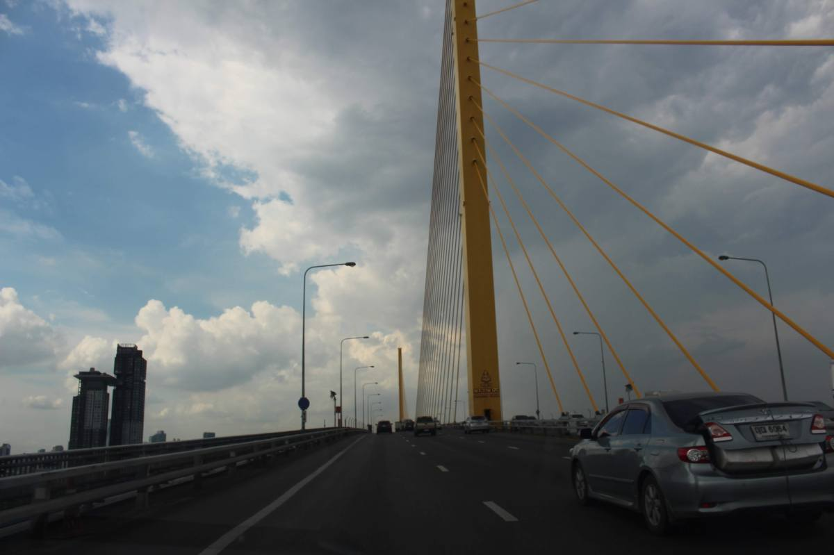 2018 Singapore-Thailand Drive – Day 5 – Breaking the Bangkok Barrier
