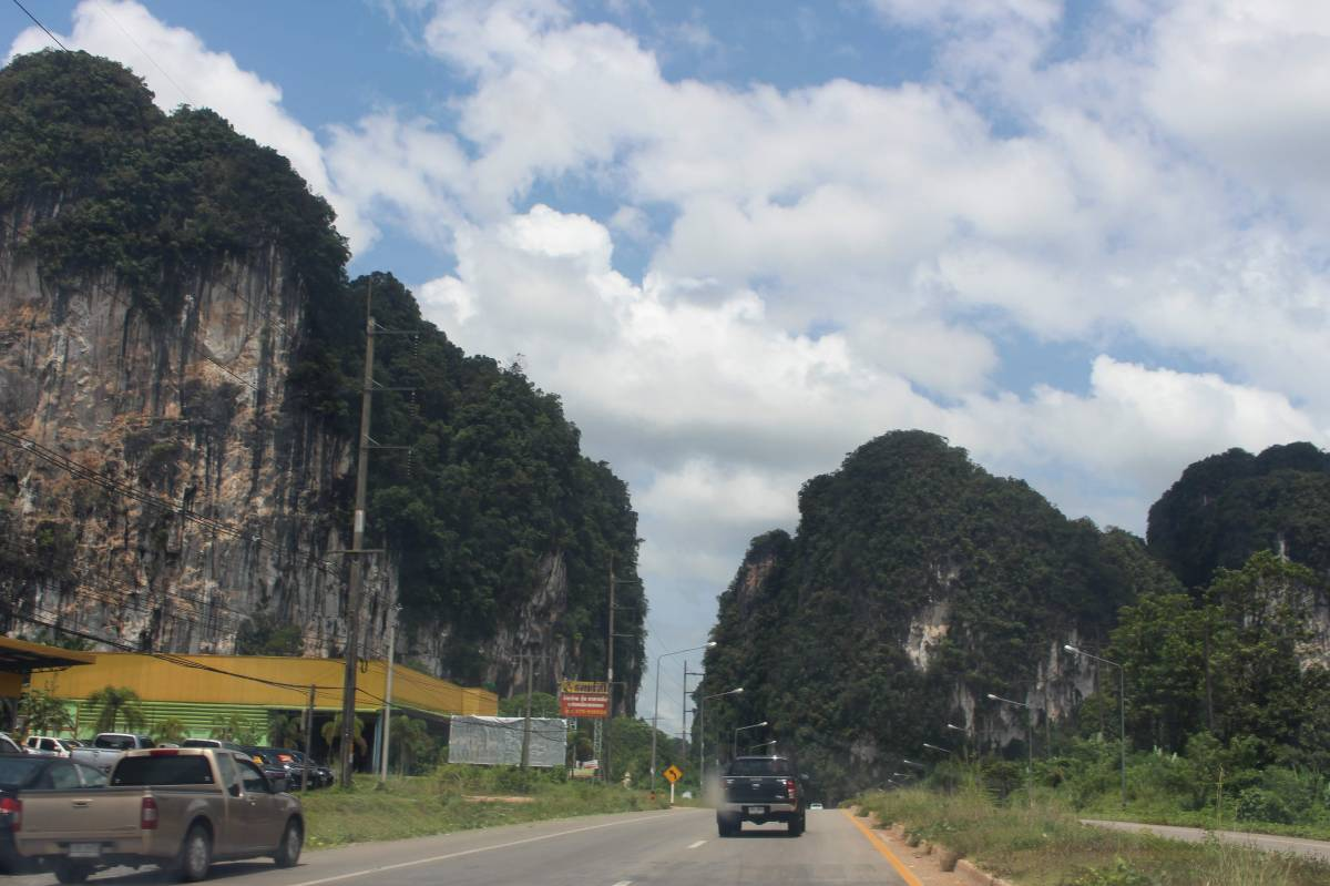2018 Drive from Singapore to Thailand